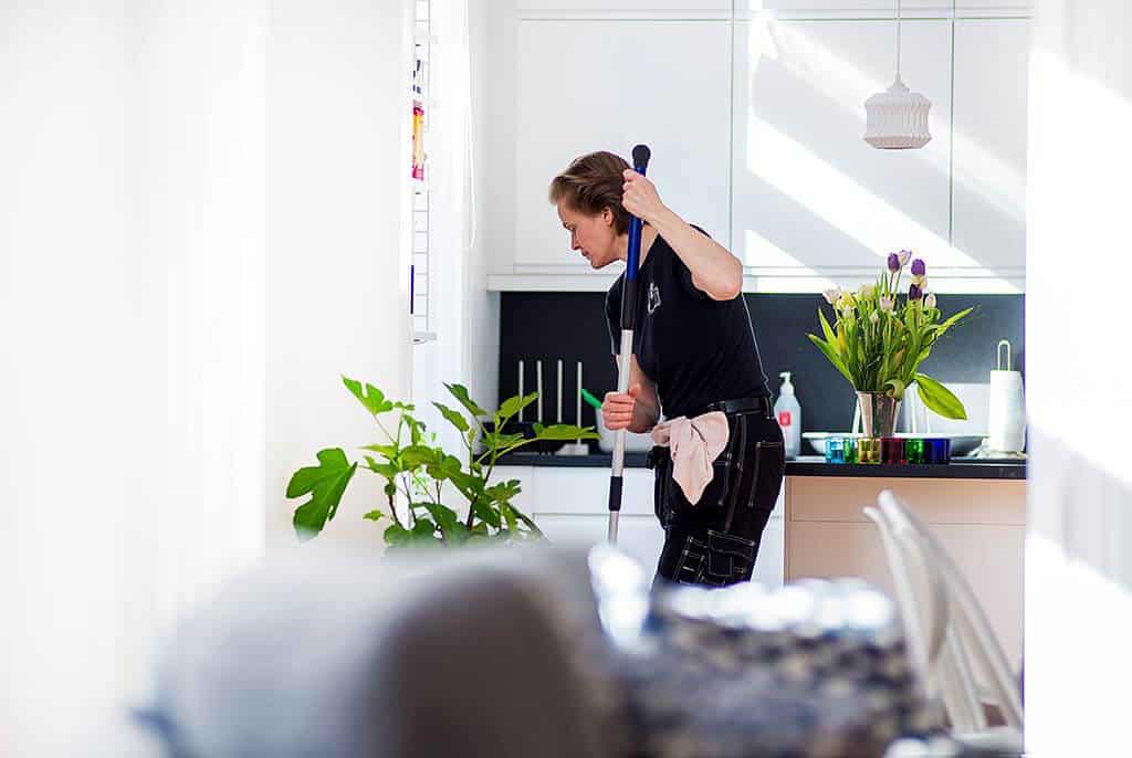Anne Blom - Hemstädning