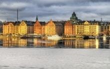 Trappstädning Kungsholmen